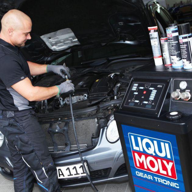 Automechanika 2016 Liqui Moly Schmiert Das Servicegeschäft