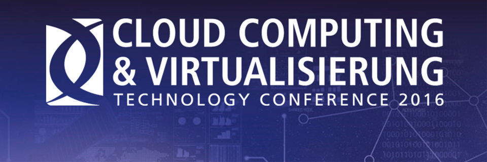 "Erfolgreicher Start der 10. ""CLOUD COMPUTING & VIRTUALISIERUNG Technology Conference"" in Neuss."