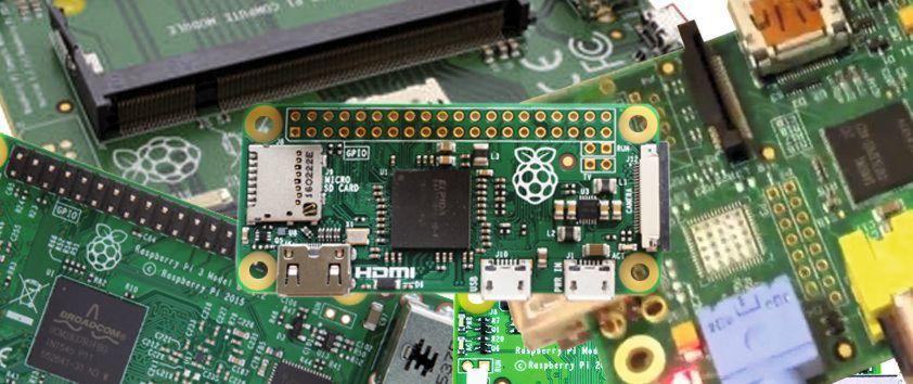 a92666227dee42 Raspberry Pi A bis Zero, alle 9 Modelle im Überblick