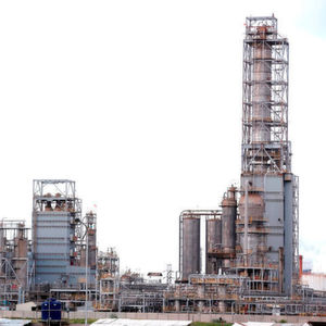 The existing 336KTA Polyethylene plants have a capacity of 200 kta and 136 kta respectively.