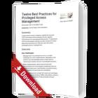 Zwölf Best Practices für das Privileged Access Management