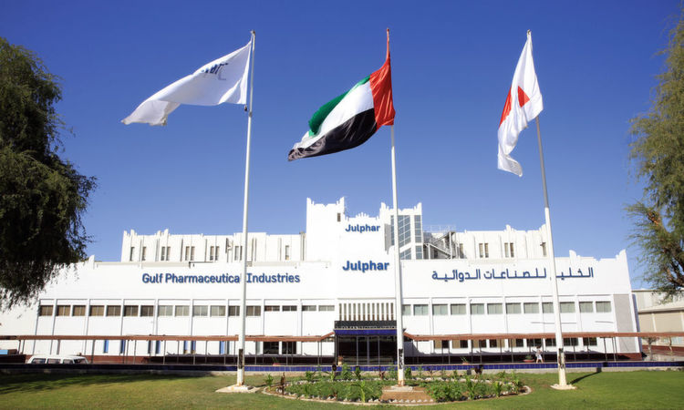 Pictures: Julphar Has Chosen Ima Equipment for its New Plant in