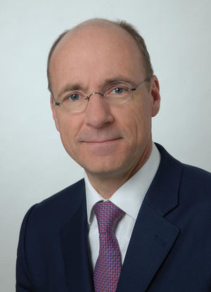 Volkhard Bregulla ist Vice President Manufacturing Industry and IoT EMEA bei Hewlett Packard Enterprise.