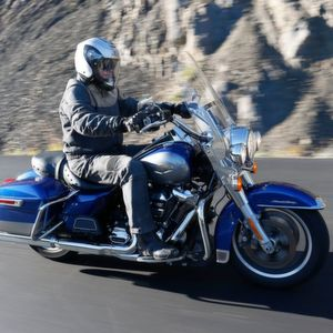 "Gefahren: Harley-Davidson ""Milwaukee-Eight"""