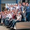VDWF members gather at Meissner and Bikar Metalle