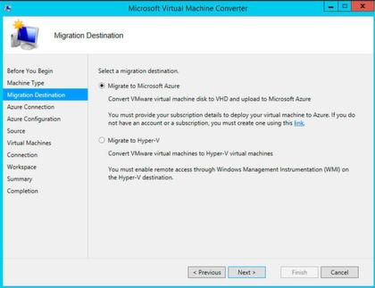 Wie gelangen VMware-Workloads zu Hyper-V oder Azure und