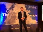 Scott Sneddon, Senior Director SDN & Virtualisation bei Juniper Networks, kennt sich aus mit softwarezentrischen Netzen und ist dieser Tage schwer gefragt.