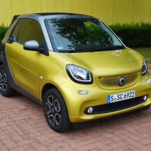 »kfz-betrieb« Auto-Check: Smart Cabriolet
