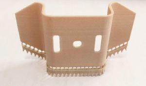 Entwicklung eines neuen 3D-Druck-Verfahrens für Hochleistungspolymere