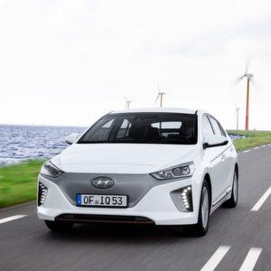 Gefahren: Hyundai Ioniq