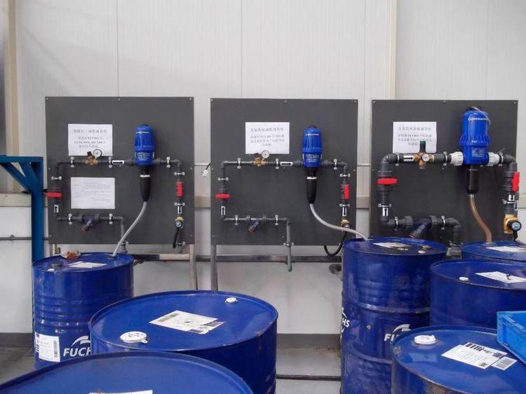 Dosieren Mischen Pumpen Und Das Alles Ohne Strom