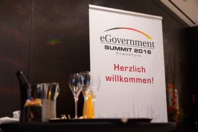 eGovernment Summit 2016