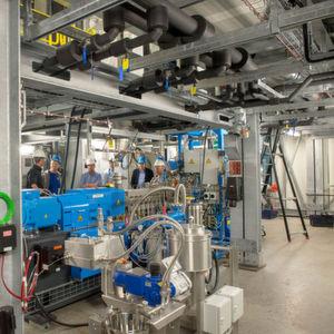 Sabic Builds New PP Pilot Plant