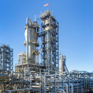 ExxonMobil intends to increase its Beaumont facility by 65 %.