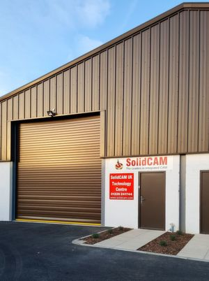 Solidcam's new Technology Centre.