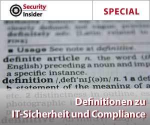 """Willkommen in unserem Special """"Definitionen zu IT-Sicherheit und Compliance"""