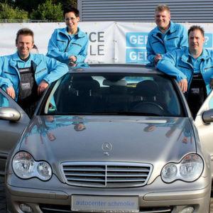 Mercedes-Benz: Schnäppchenservice