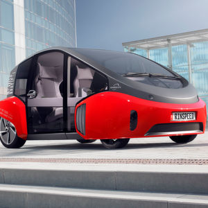 Was die mobile Batterie des Concept Car Oasis alles kann
