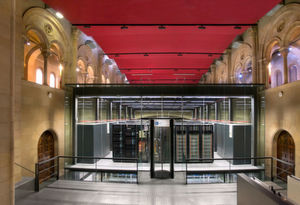 "MareNostrum (""unser Meer""), Spaniens nationales HPC-System, beim Barcelona Supercomputing Center."