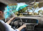 Eine biometrische Zugangskontrolle im Inneren des Fahrzeugs soll die Sicherheit erhöhen. Continental präsentiert das System auf der CES in Las Vegas.