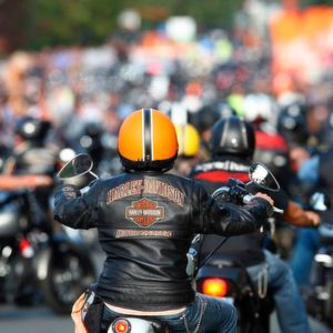 Dresden Harley Days 2017: Hot in the City