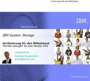 Information Lifecycle Management (ILM) und Archivierung