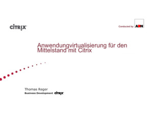 Citrix XenApp Fundamentals