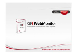 Websecurity mit dem GFI WebMonitor 2009