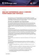 Red Hat Enterprise Linux 6 Server