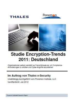 Studie: Globale Encryption-Trends