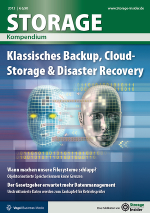 Klassisches Backup, Cloud-Storage & Disaster Recovery