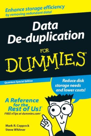 Data De-duplication für Dummies
