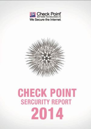 Security Report 2014