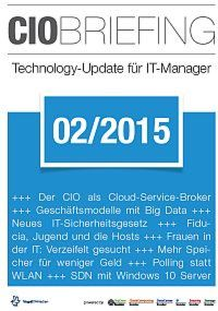 Technology-Update für IT-Manager 02/2015