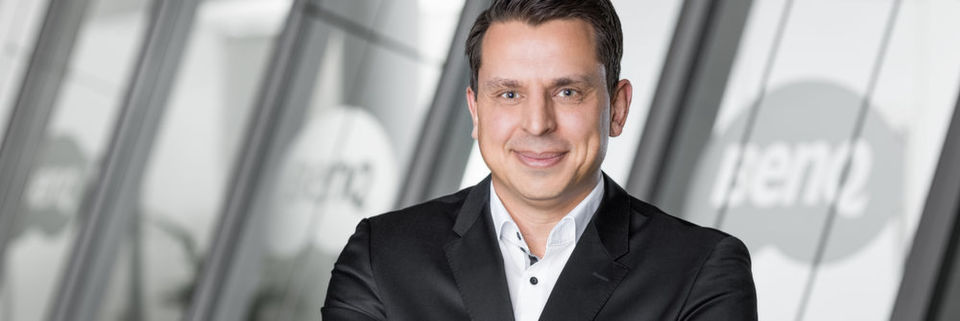 Kai Volmer, Head of Sales, BenQ Deutschland