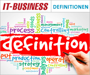 IT-BUSINESS Definitionen | Bild: © aga7ta - Fotolia.com