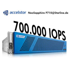 Starline hat ab sofort AccelStor-All-Flash-Arrays im Programm.