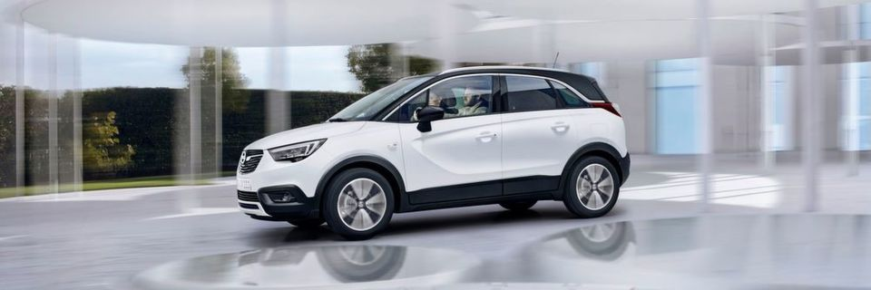 neuer opel crossland x kleiner bruder des mokka. Black Bedroom Furniture Sets. Home Design Ideas