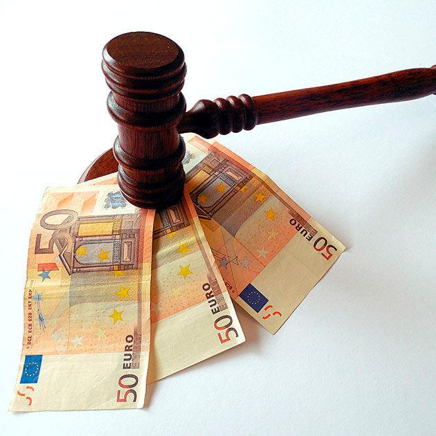 Geschadigter Ist Nicht Zur Vorfinanzierung Verpflichtet