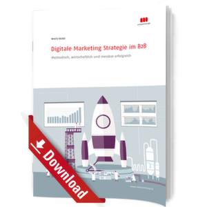 Digitale Marketing Strategie im B2B