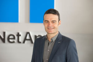 Christian Lorentz ist Senior Product and Solution Marketing Manager bei Netapp: