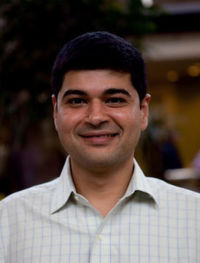 Ashesh Badani, VP Cloud Product Strategy bei Red Hat.