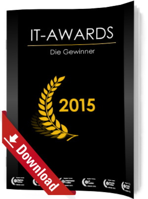 IT-Awards 2015 - das Gewinner-Buch