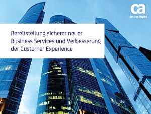 Bereitstellung sicherer Business Services