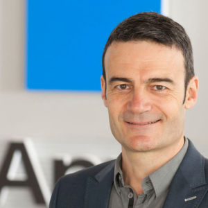 Christian Lorentz, Senior Product and Solution Marketing Manager bei Netapp.