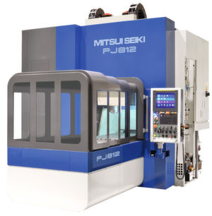 Three-Axis CNC precision centre for high-precision contour machining