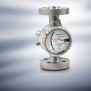 H250 M40 variable area flowmeter with extended options for use in the oil and gas industry