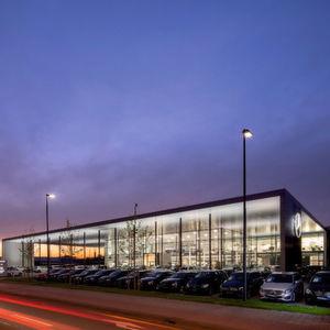 Die großen Autohändler: Beresa