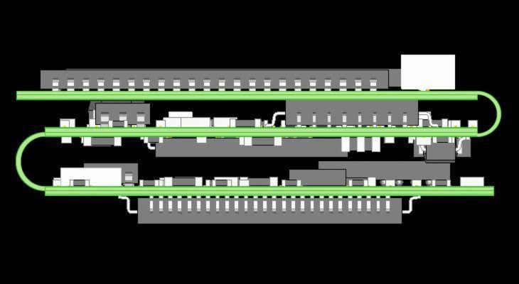 Bild1: Miniaturisierung von Schaltungen, um eine höhere ...