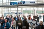 Guest entrance of Leipziger Messe